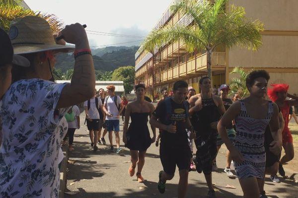 Marche pour ta santé : sensibiliser les élèves à l'obésité