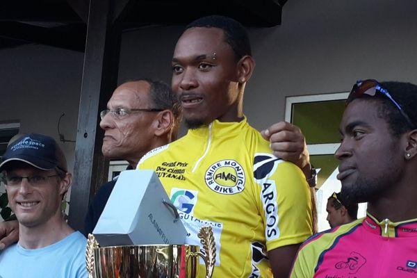 Loïc John vainqueur du GP Ciments Guyanais