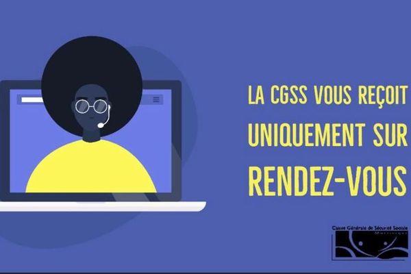 Accueil CGSS