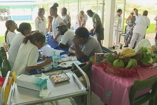 Journée du diabète à Palais Royal