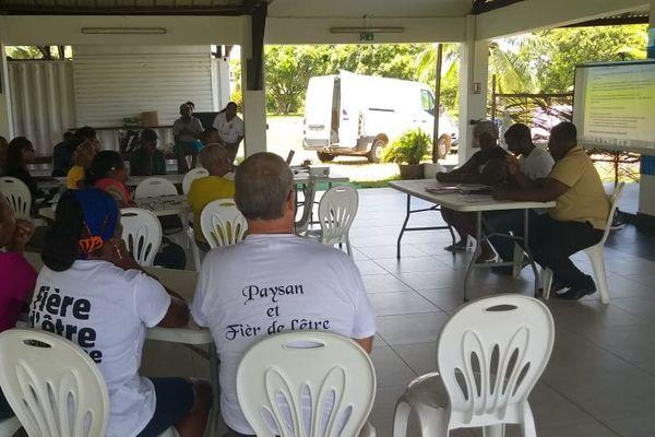 Assemblée générale du Grage le 6 octobre à la Carapa