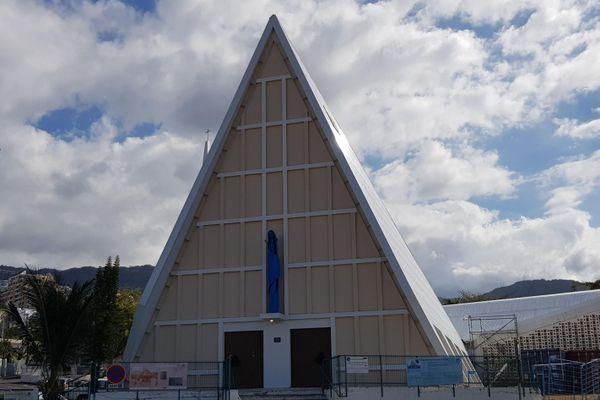 Eglise de la Trinité fait peau neuve