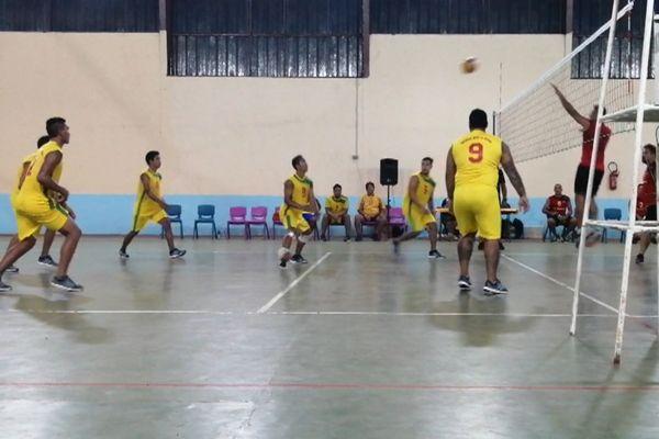 volley ball Hiva Oa