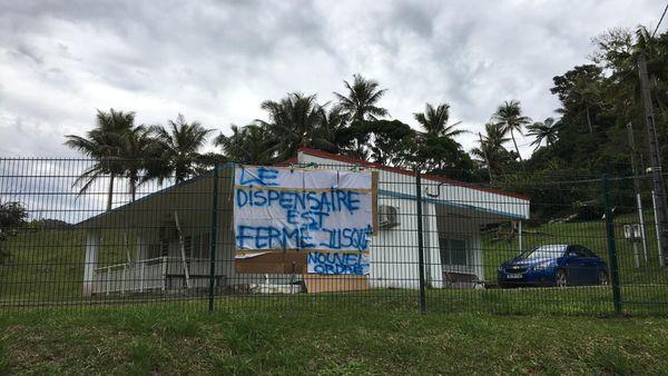 Dispensaire fermé Ponérihouen