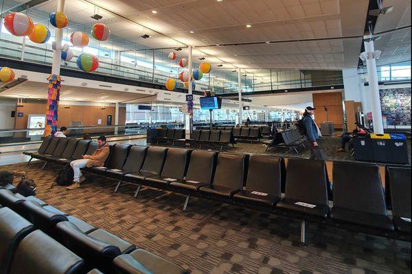 Escale à l'aéroport Trudeau-Montréal