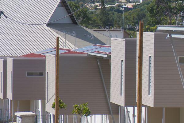 panneaux photovoltaïques logements sociaux