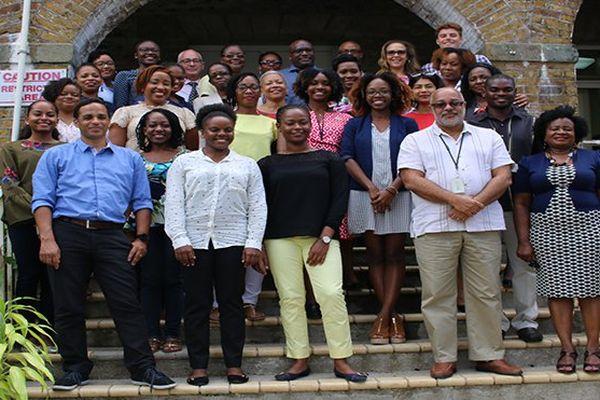 Professeurs Martinique à Sainte-Lucie 2