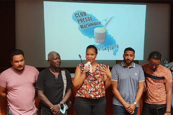 Club Presse Martinique
