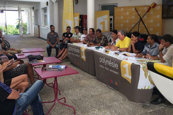 marathon polynésie la 1ere va'a