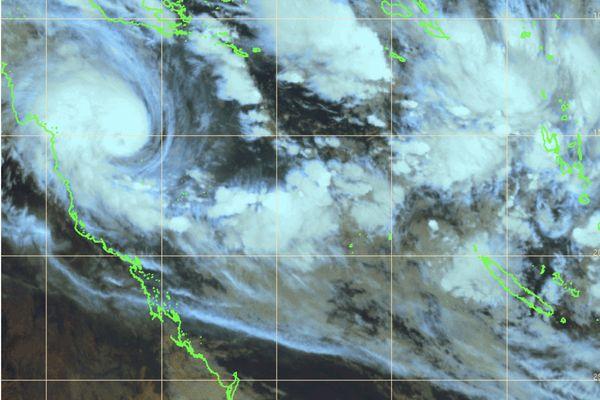 Niran, jeudi 4 mars, image satellite de 6 heures
