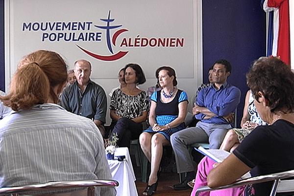 Gaël Yanno candidat à la mairie de Nouméa