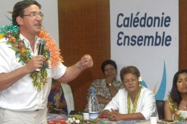 Calédonie Ensemble