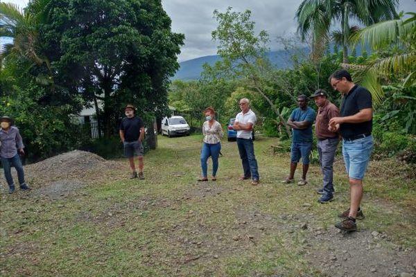 Les producteurs de cacao péi