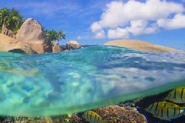 Seychelles terre et eau