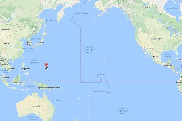 Guam position