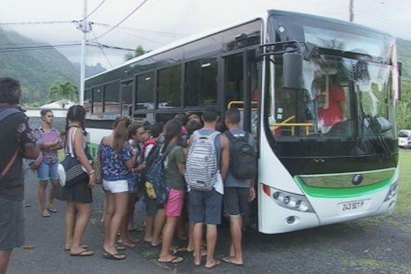Transport scolaire : les parents de la presqu'île portent plainte.