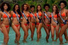 Huit jeunes femmes d'Outre-mer participent à l'élection Miss France ce samedi 15 décembre.