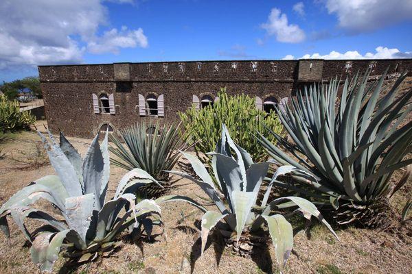 Fort Napoléon - Terre de Haut