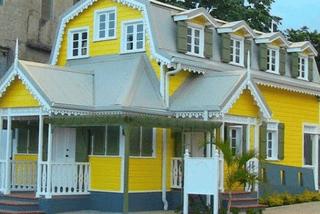 La Maison de Derek Walcott