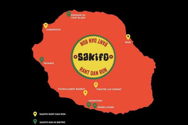 Sakifo opération Rant Dan Ron 261020