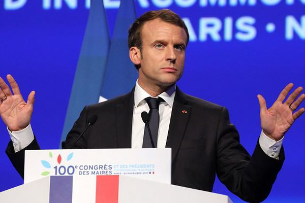 Macron maires