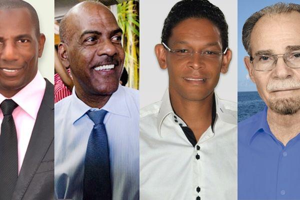 Députés Martinique