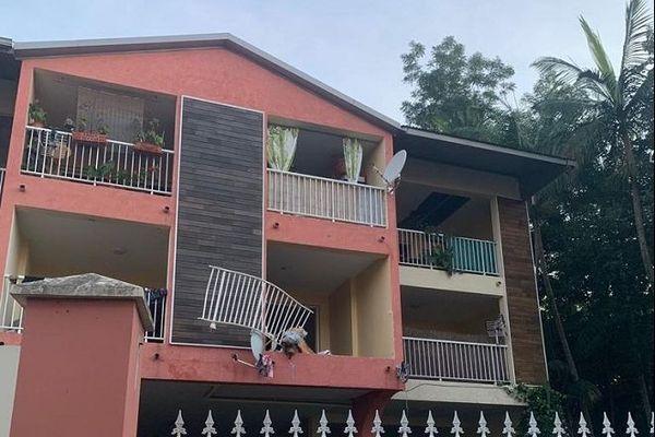 Un homme blessé dans l'explosion d'un immeuble au Tampon