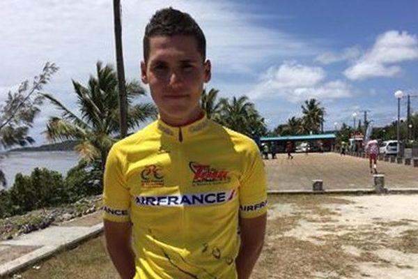 Florian Barket de Shell Pacific remporte le contre-la-montre