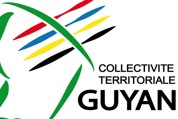 Le logo de la Collectivité Territoriale de Guyane