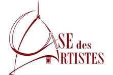 Le logo de la Case des artistes.