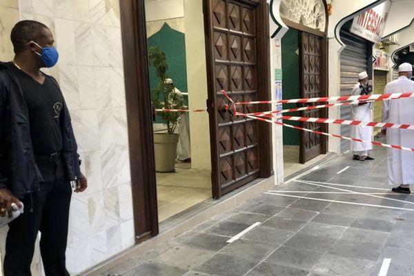 Eid Ul Filtr 2020 mosquée de Saint Denis