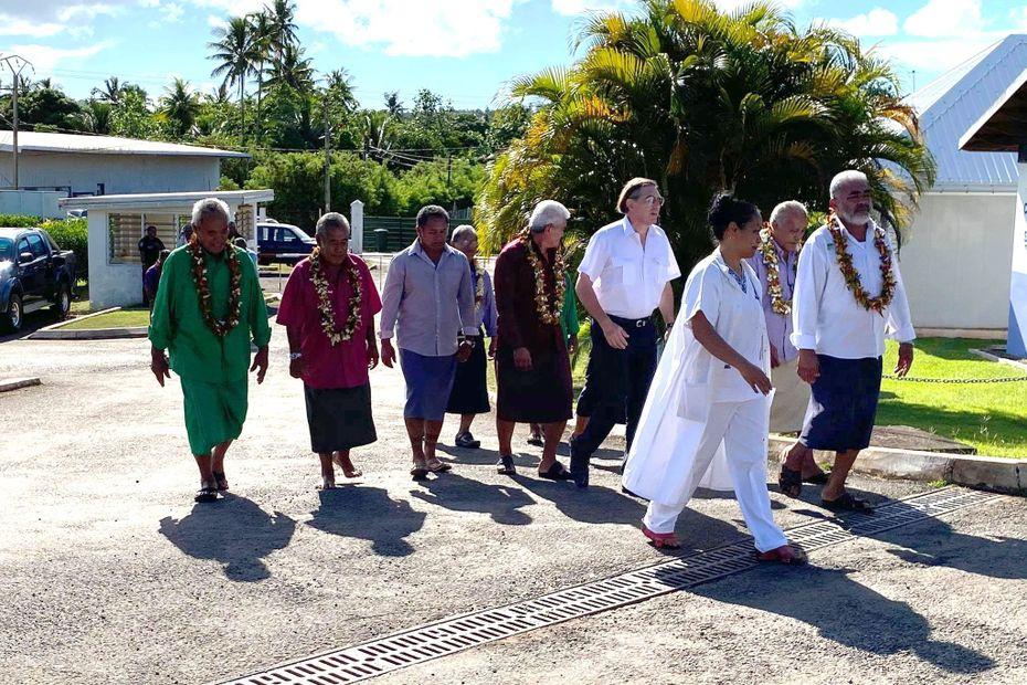 Coronavirus : de nouvelles mesures à l'agence de santé de Wallis et Futuna - Wallis-et-Futuna la 1ère