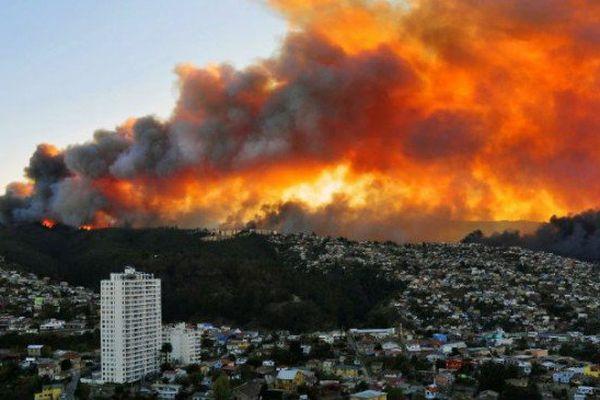 Plus de 60 incendies en 10 jours au centre et au sud du pays