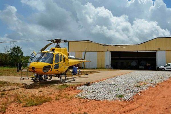 Hélicoptère Compagnie Pilot Air