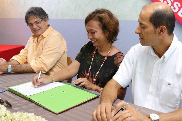 Signature convention ATN
