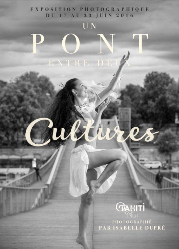 """Exposition photographique """"Un pont entre deux cultures"""""""