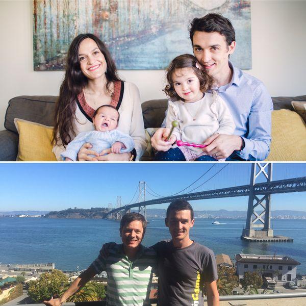 Installé à San Francisco avec sa femme et ses deux enfants, Jean continue son parcours d'entrepreneur