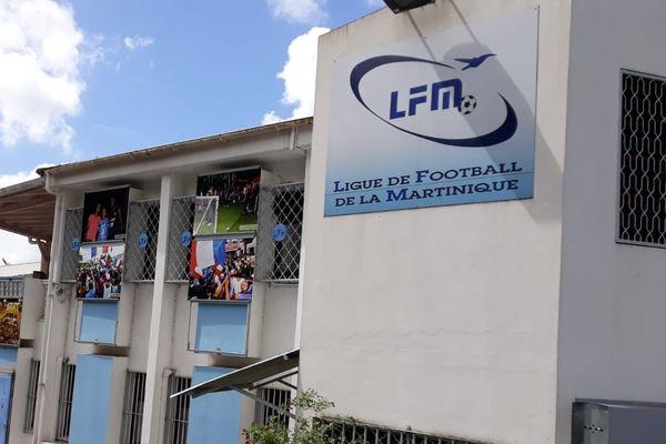 Siégé de la LFM (Ligue de Football de Martinique)