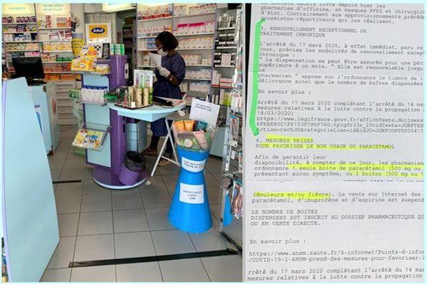 Pharmacie conovarus