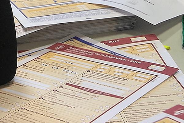 fin du recensement 2014