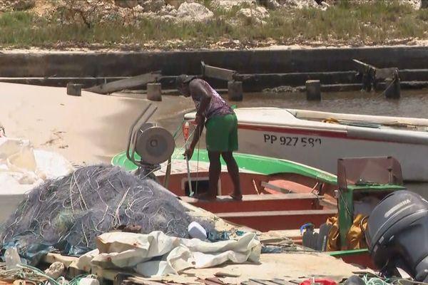 pêcheurs de Capesterre de M-Gte