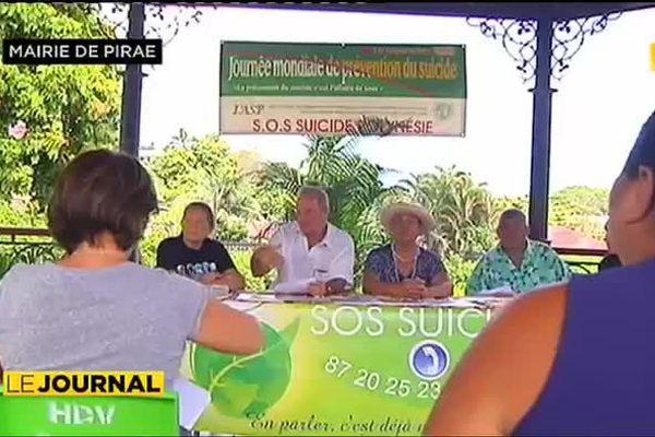 SOS suicide : tendre la main et sauver des vies