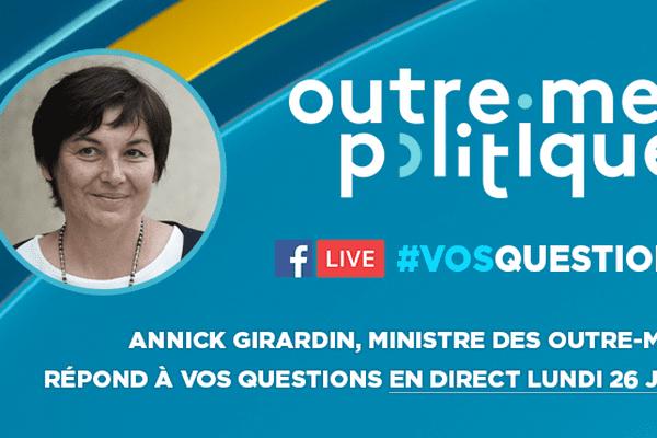 Annick Girardin OM Politique