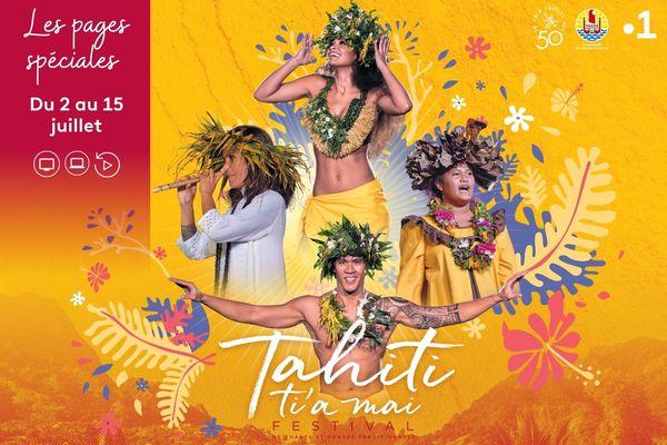 Festival Tahiti ti'a mai : les pages spéciales chants et danses