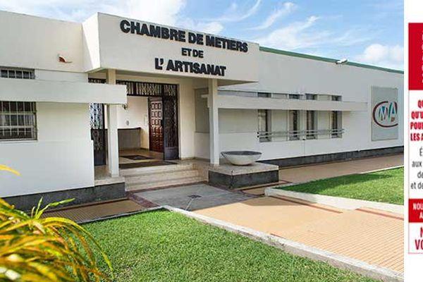 Chambre de métiers et de l'artisanat de Martinique