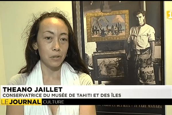 """""""Après Gauguin, la peinture à Tahiti de 1903 aux années 60"""""""