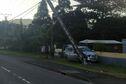 Un accident de la route entraîne une coupure de courant à Plum