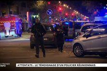 Attentats du 13 novembre 2015 à Paris, arrivée des forces de l'ordre