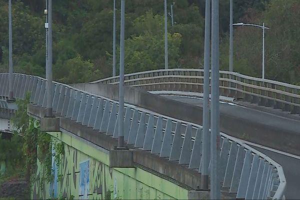 Le pont de la Punaruu à rouvert