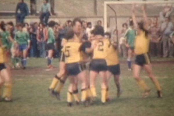 asia coupe terre neuve football 1979
